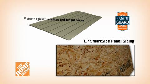Tampa bay painting remodeling exterior siding for Lp smartside reviews